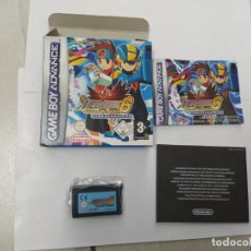 Videojuegos y Consolas: MEGAMAN 6 CYBEAST FALZAR GBA NINTENDO GAMEBOY ADVANCE PAL-EUROPE. Lote 247018335
