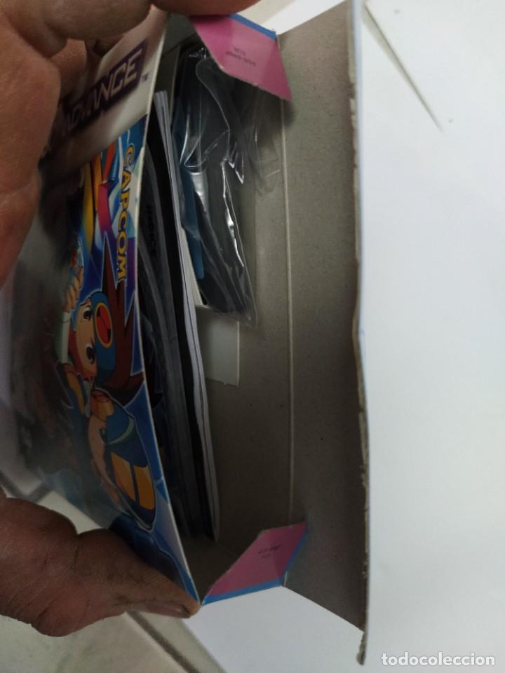 Videojuegos y Consolas: MEGAMAN 6 CYBEAST FALZAR GBA NINTENDO GAMEBOY ADVANCE PAL-EUROPE - Foto 4 - 247018335