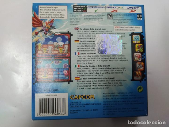 Videojuegos y Consolas: MEGAMAN 6 CYBEAST FALZAR GBA NINTENDO GAMEBOY ADVANCE PAL-EUROPE - Foto 6 - 247018335