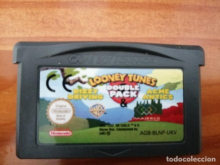 LOONEY TUNES DOUBLE PACK, CARTUCHO SUELTO, GAME BOY ADVANCE (Juguetes - Videojuegos y Consolas - Nintendo - GameBoy Advance)