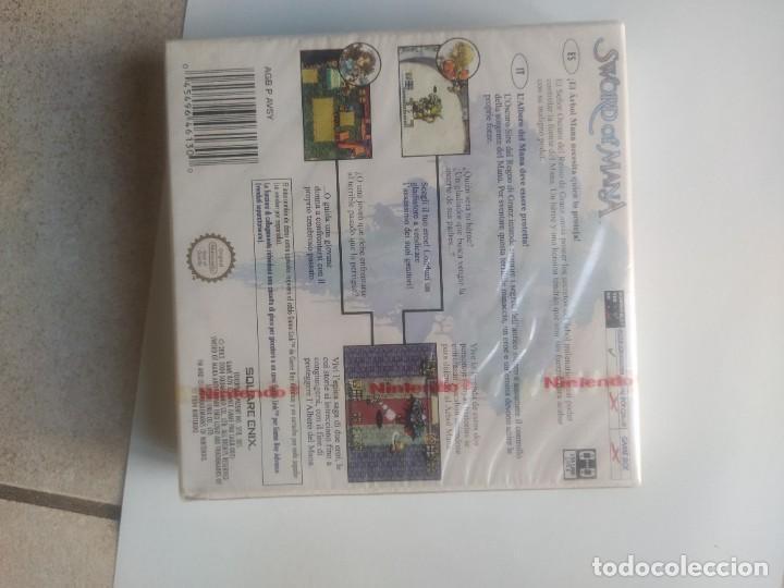 Videojuegos y Consolas: SWORD OF MANA NINTENDO GAMEBOY ADVANCE GBA PRECINTADO PAL-ESPAÑA - Foto 2 - 252354910