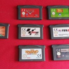 Videojuegos y Consolas: LOTE DE JUEGOS NINTENDO GAME BOY ADVANCE. Lote 254946710