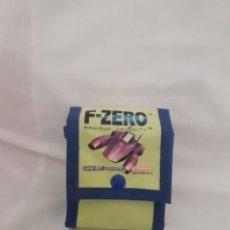 Videojuegos y Consolas: ANTIGUA FUNDA DE CARTUCHOS NINTENDO PUBLICIDAD F ZERO GAME BOY ADVANCE. Lote 255405670