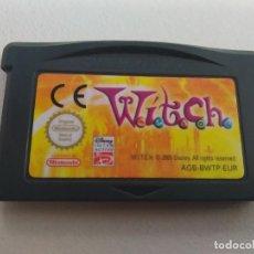 Videojuegos y Consolas: JUEGO GAME BOY ADVANCE WITCH. Lote 255579665