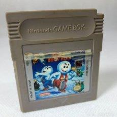 Videojuegos y Consolas: VIDEOJUEGO NINTENDO GAME BOY - SNOW BROTHERS - USA. Lote 257291355