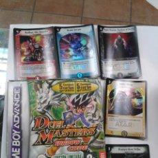Videojuegos y Consolas: CAJA + CARTAS DUEL MASTERS SHADOW OF THE CODE. GAMEBOY ADVANCE. Lote 260722845