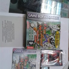 Videojuegos y Consolas: DUEL MASTERS SHADOW OF THE CODE COMPLETO. GAMEBOY ADVANCE. Lote 260726105
