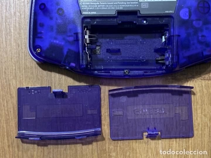 Videojuegos y Consolas: Gameboy Advance Midnight Blue - Foto 3 - 260726745