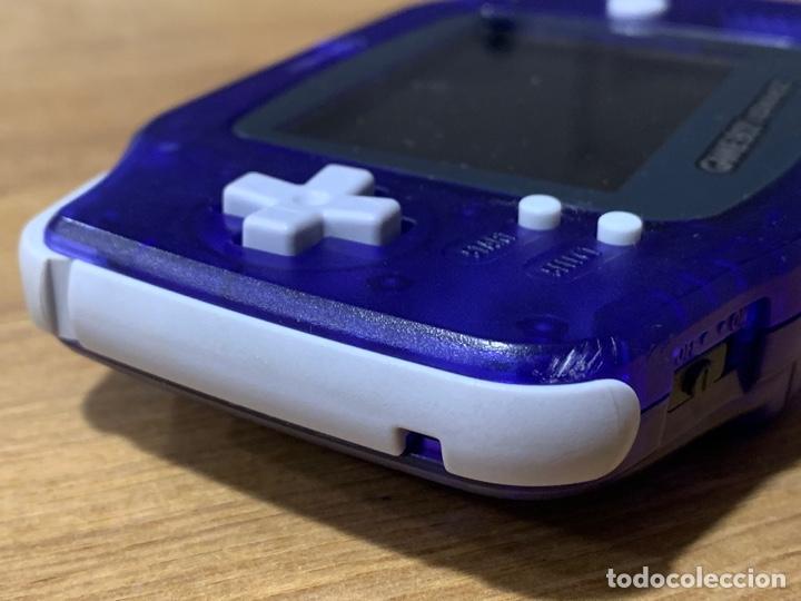 Videojuegos y Consolas: Gameboy Advance Midnight Blue - Foto 5 - 260726745