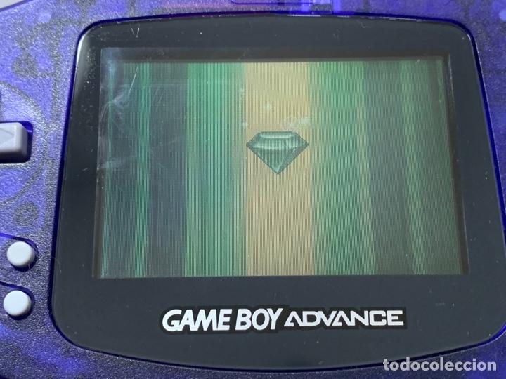 Videojuegos y Consolas: Gameboy Advance Midnight Blue - Foto 9 - 260726745