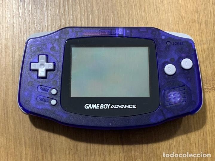 GAMEBOY ADVANCE MIDNIGHT BLUE (Juguetes - Videojuegos y Consolas - Nintendo - GameBoy Advance)
