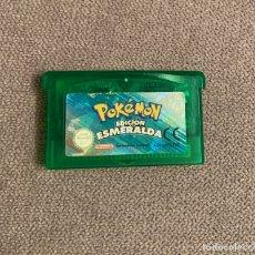 Videojuegos y Consolas: POKEMON EDICIÓN ESMERALDA. GAME BOY ADVANCE. Lote 261304785