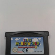 Videojuegos y Consolas: SUPER MARIO WORLD 2. NINTENDO GAMEBOY ADVANCE. Lote 261787615