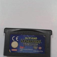 Videojuegos y Consolas: DEXTERS LABORATOY. CHESS CHALLENGE GAME BOY ADVANCE. NINTENDO. Lote 261789510