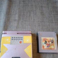 Videojuegos y Consolas: CONSOLA NINTENDO Y JUEGO. Lote 261978845
