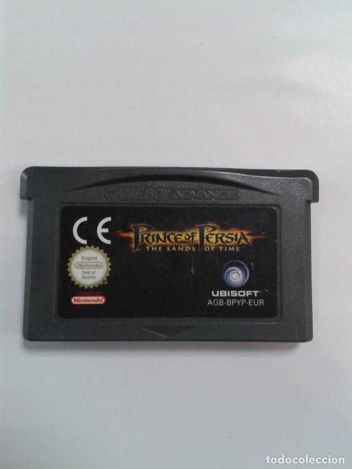 PRINCE OF PERSIA. LAS ARENAS DEL TIEMPO. NINTENDO GAMEBOY ADVANCE (Juguetes - Videojuegos y Consolas - Nintendo - GameBoy Advance)