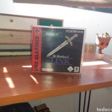 """Videojuegos y Consolas: ZELDA 2 - THE ADVENTURE OF LINK """"GAME BOY ADVANCE"""". Lote 262075950"""