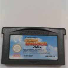 Videojuegos y Consolas: VECINOS INVASORES. GAME BOY ADVANCE. Lote 262284800