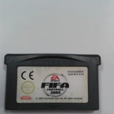 Videojuegos y Consolas: FIFA 2004 FOOTBALL 2004. GAMEBOY ADVANCE. Lote 262291570