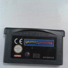 Videojuegos y Consolas: GAUNTLET RAMPAGE. GAMEBOY ADVANCE. Lote 262294260