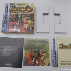 Videojuegos y Consolas: FIRE EMBLEM GAME BOY ADVANCE NINTENDO LEER DESCRIPCIÓN. Lote 263002700