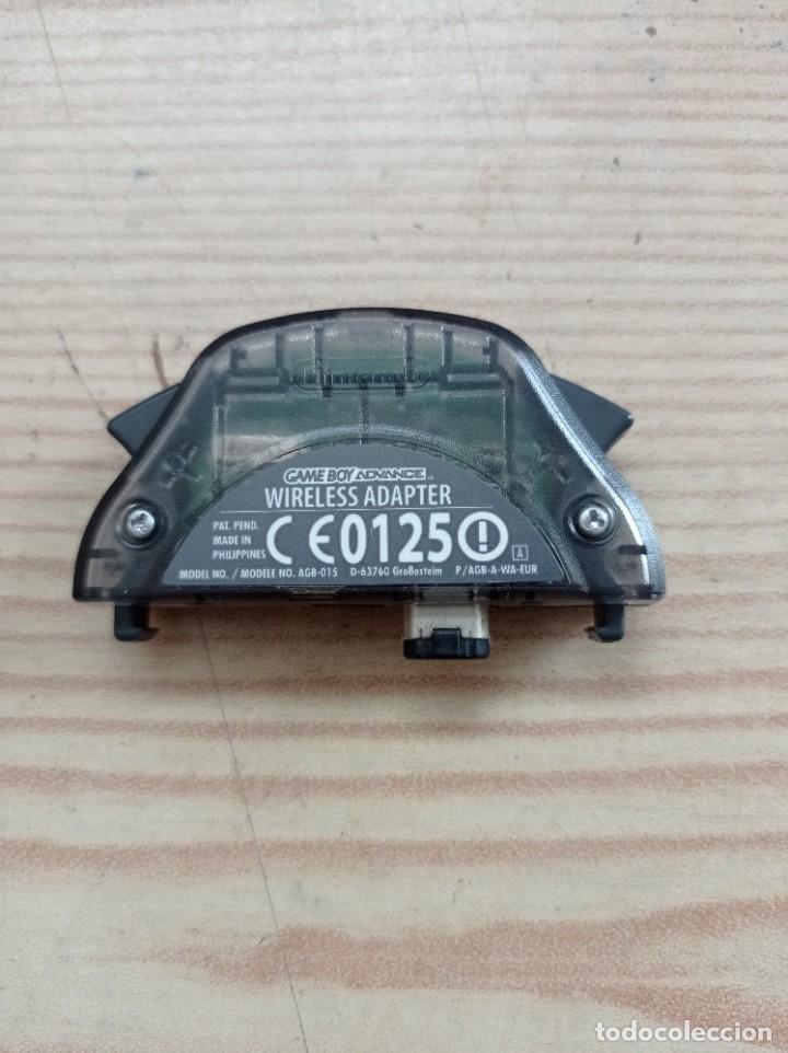 Videojuegos y Consolas: Game Boy Advanced - Wireless Adapter - Foto 2 - 263040670