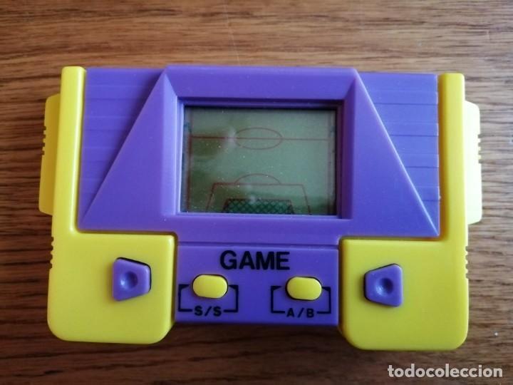 GAME AMARILLO Y MORADO (GAME BOY, ETC.) (Juguetes - Videojuegos y Consolas - Nintendo - GameBoy Advance)