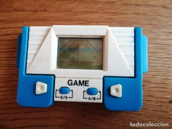 GAME AZUL Y BLANCO (GAME BOY, ETC.) (Juguetes - Videojuegos y Consolas - Nintendo - GameBoy Advance)