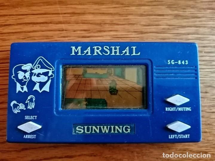 GAME MARSAL SUNWING (GAME BOY, ETC.) (Juguetes - Videojuegos y Consolas - Nintendo - GameBoy Advance)