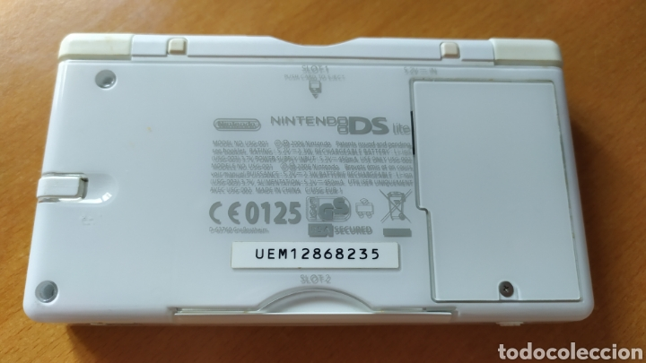 Videojuegos y Consolas: Nintendo DS Lite + Pokémon GBA ESPAÑOL - Foto 3 - 263698600