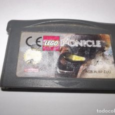 Videojuegos y Consolas: LEGO BIONICLE PARA GBA NINTENDO GAMEBOY ADVANCE GBA SP GBA MICRO GAMEBOY PLAYER. Lote 264269092