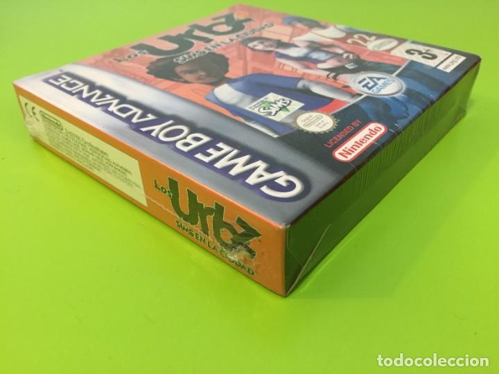 Videojuegos y Consolas: NINTENDO GAME BOY ADVANCE GBA LOS URBZ SIMS EN LA CIUDAD. PRECINTADO - Foto 4 - 268261709