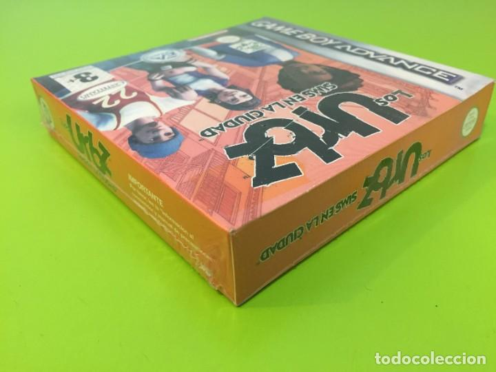 Videojuegos y Consolas: NINTENDO GAME BOY ADVANCE GBA LOS URBZ SIMS EN LA CIUDAD. PRECINTADO - Foto 5 - 268261709