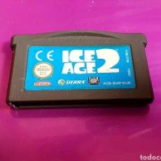 Videojuegos y Consolas: NINTENDO GAME BOY ADVANCE ICE AGE 2 GAMEBOY. Lote 268263139