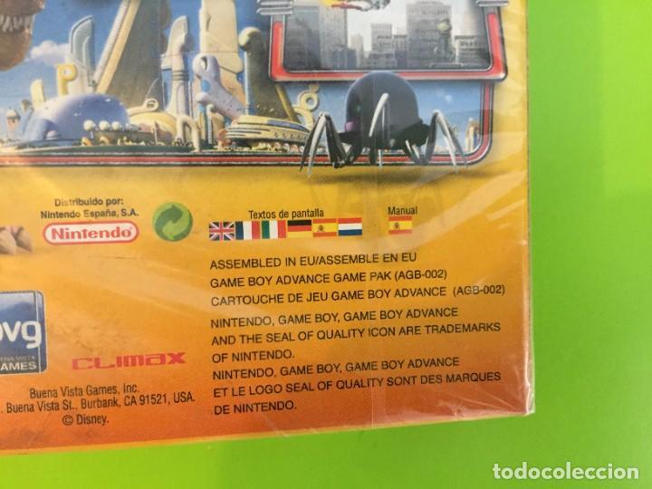 Videojuegos y Consolas: NINTENDO GAME BOY ADVANCE GBA DISNEY DESCUBRIENDO A LOS ROBINSONS. PRECINTADO - Foto 3 - 268426569