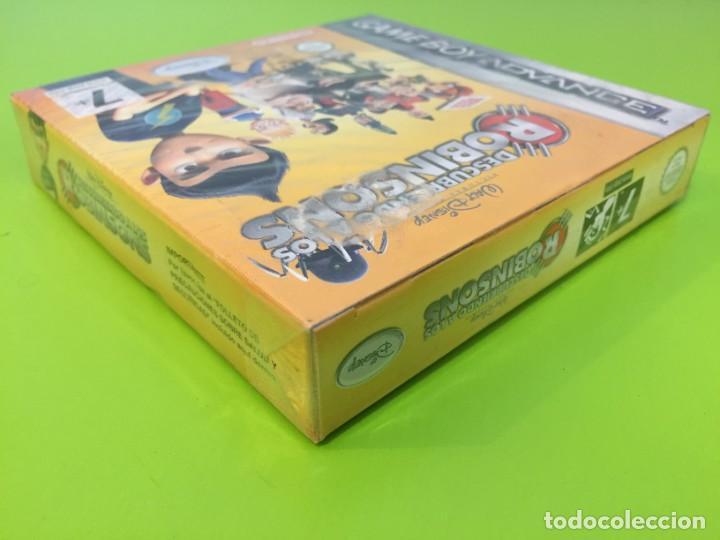 Videojuegos y Consolas: NINTENDO GAME BOY ADVANCE GBA DISNEY DESCUBRIENDO A LOS ROBINSONS. PRECINTADO - Foto 5 - 268426569