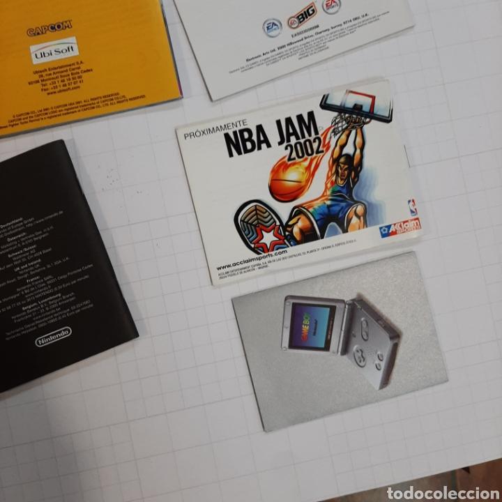 Videojuegos y Consolas: Instrucciones de varios juegos y manual GAME BOY ADVANCE - Foto 12 - 268586774