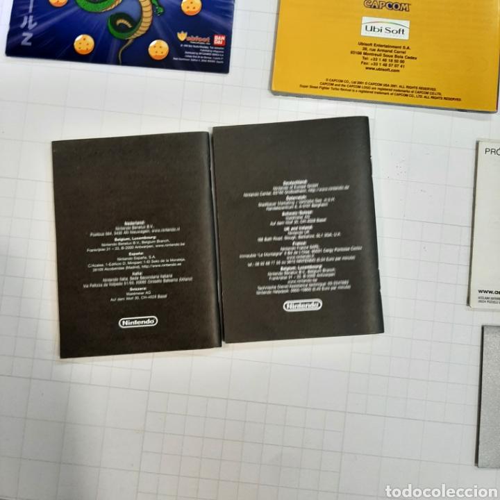 Videojuegos y Consolas: Instrucciones de varios juegos y manual GAME BOY ADVANCE - Foto 13 - 268586774