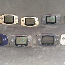 Videojuegos y Consolas: LOTE GAMEBOY ADVANCE NINTENDO GBA. Lote 268946949