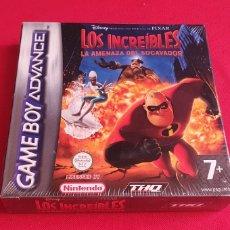 Videojuegos y Consolas: JUEGON NINTENDO GAME BOY ADVANCE SIN ABRIR. Lote 269385098