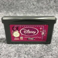 Videojuegos y Consolas: DISNEY PRINCESAS NINTENDO GAME BOY ADVANCE GBA. Lote 269685738