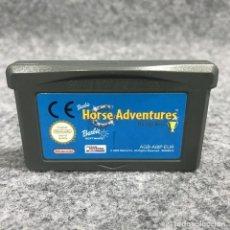 Videojuegos y Consolas: BARBIE HORSE ADVENTURES NINTENDO GAME BOY ADVANCE GBA. Lote 269685773