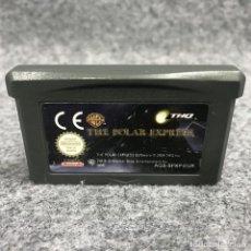 Videojuegos y Consolas: THE POLAR EXPRESS NINTENDO GAME BOY ADVANCE GBA. Lote 269685828