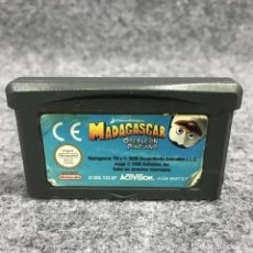 Videojogos e Consolas: MADAGASCAR OPERACION PINGÜINO NINTENDO GAME BOY ADVANCE GBA. Lote 269685868
