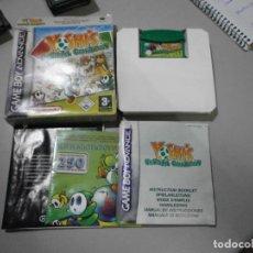 Videojuegos y Consolas: GAME BOY ADVANCE YOSHI'S UNIVERSAL GRAVITATION. Lote 270216458