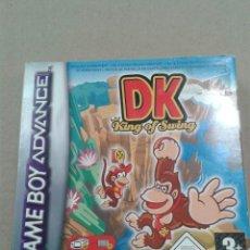 Videojuegos y Consolas: DK KING OF SWING. GAMEBOY ADVANCE.. Lote 270222613