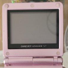 Videojuegos y Consolas: GAMEBOY ADVANCED SP MODEL AGS-001 2002. Lote 273427433