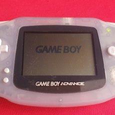 Videojuegos y Consolas: NINTENDO GAME BOY ADVANCE FUNCIONA. SIN TAPA. Lote 275665263