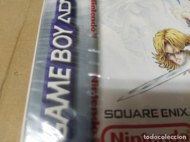 Videojuegos y Consolas: SWORD OF MANA NINTENDO GAMEBOY ADVANCE GBA PRECINTADO PAL-ESPAÑA - Foto 6 - 252354910