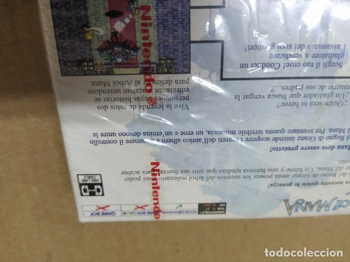 Videojuegos y Consolas: SWORD OF MANA NINTENDO GAMEBOY ADVANCE GBA PRECINTADO PAL-ESPAÑA - Foto 8 - 252354910